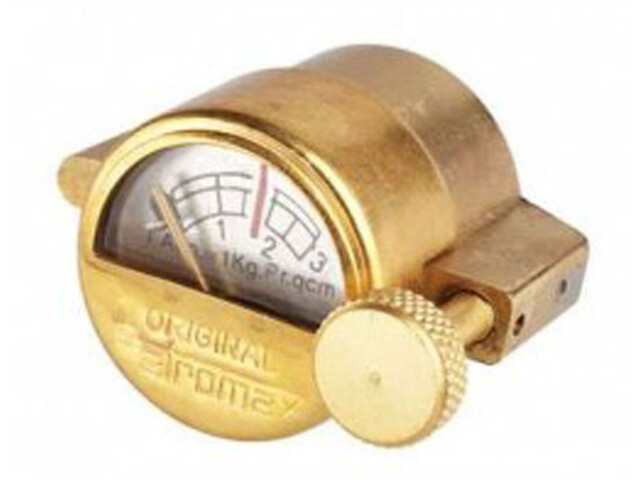 Petromax 150/500 Manomètre laiton